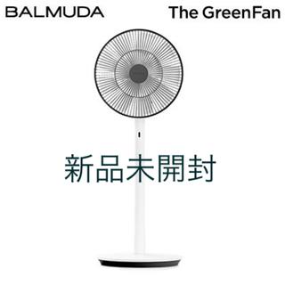 バルミューダ(BALMUDA)のバルミューダ扇風機 EGF1700WK(扇風機)