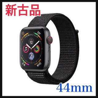 アップルウォッチ(Apple Watch)のApple Watch Series 4(GPS + Cellularモデル)-(腕時計(デジタル))