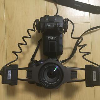 コニカミノルタ(KONICA MINOLTA)の歯科用デジタルカメラ コニカ フォトイメージング社製歯科仕様のファー. ムウェア(デジタル一眼)