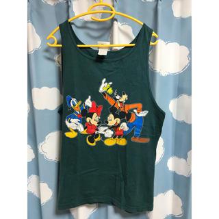 Disney - ディズニー タンクトップ
