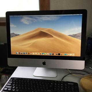 [送料込]iMac 2010(core i-3/6G/500GB)