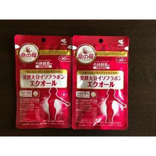 小林製薬 - 発酵大豆イソフラボン エクオール 30日分 2袋セット