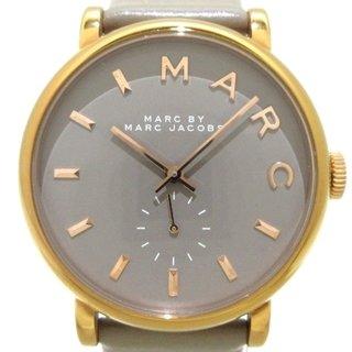 マークバイマークジェイコブス(MARC BY MARC JACOBS)のマークジェイコブス 腕時計 MBM1266(腕時計)
