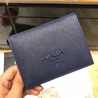 PRADA - 【新品*未◑使用】PRADA プラダ  財♢布