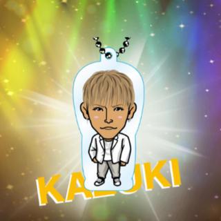 エグザイル トライブ(EXILE TRIBE)のKAZUKI クリアチャーム(国内アーティスト)