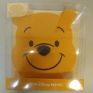 Disney - 【新品】 プーさん 落し蓋 シリコン