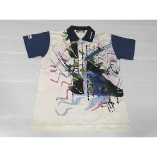 バタフライ(BUTTERFLY)のバタフライ ポロシャツ スポーツウェア Butterfly 日本製 JTTA(卓球)