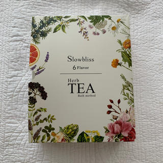 Slowbliss ギフトBOOKセット <入浴剤>