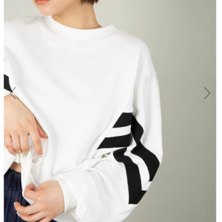 セシルマクビー(CECIL McBEE)のカットソー(Tシャツ/カットソー(七分/長袖))