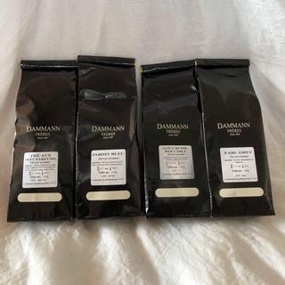 限定セール ダマンフレール 人気4点セット フランス高級紅茶専門店(茶)