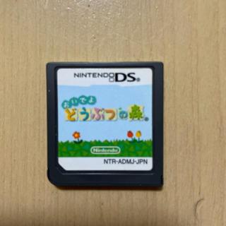 ニンテンドーDS - DSソフト おいでよ どうぶつの森