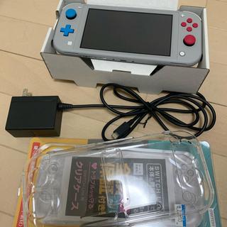 任天堂 - Nintendo Switch Lite ザシアン・ザマゼンタ