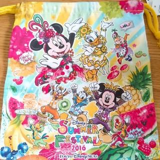 Disney - トロピカルスプラッシュ 巾着
