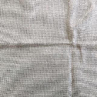 オリンパス(OLYMPUS)のオリンパス刺繍布 コングレスNO.1100 88×50cm ベージュ こぎん刺し(生地/糸)