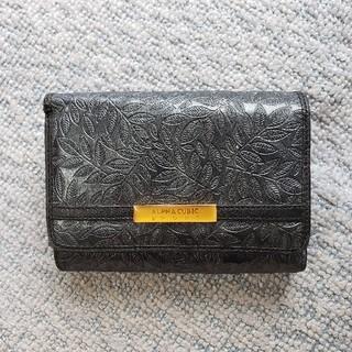 アルファキュービック(ALPHA CUBIC)のALPHA CUBIC折り財布(財布)
