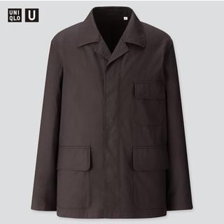 ユニクロ(UNIQLO)のユニクロU ハンティングジャケット Mサイズ(ミリタリージャケット)