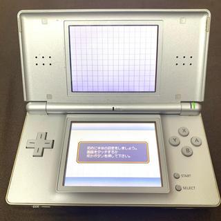ニンテンドーDS(ニンテンドーDS)のニンテンドーDS ライト 本体 充電器付き(携帯用ゲーム機本体)