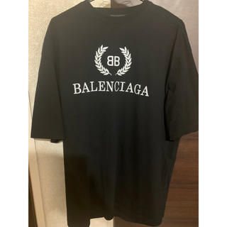 Balenciaga - BALENCIAGA(バレンシアガ) ロゴTシャツ
