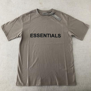FEAR OF GOD - FOG Essentials 20SS新作Tシャツ Sサイズ