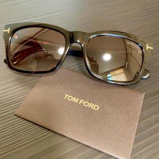トムフォード(TOM FORD)のトムフォード♡サングラス♡ブラック(サングラス/メガネ)