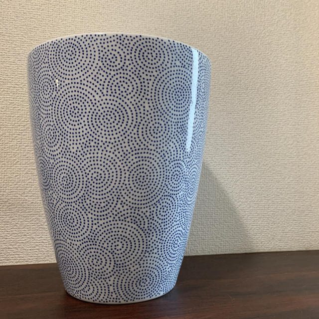 NIKKO(ニッコー)の新品未使用♡NIKKO ニッコー 花器 25㎝ インテリア/住まい/日用品のインテリア小物(花瓶)の商品写真