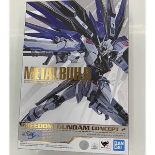 BANDAI - METAL BUILD機動戦士ガンダムSEEDフリーダムガンダムCONCEPT2