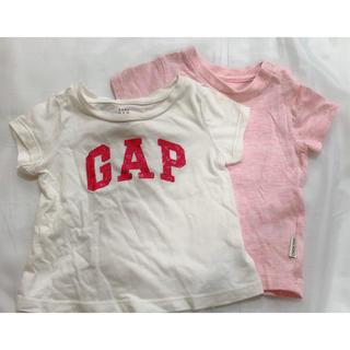 ベビーギャップ(babyGAP)のTシャツ 60〜70cm ベビーギャップ、西松屋セット(Tシャツ)