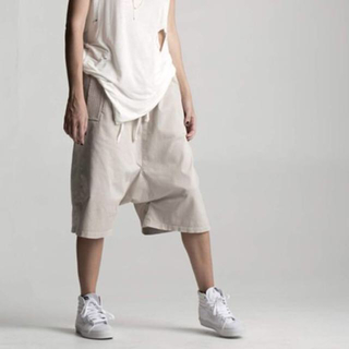 FEAR OF GOD - Au Courant Paris shorts ハーフパンツ ベージュ