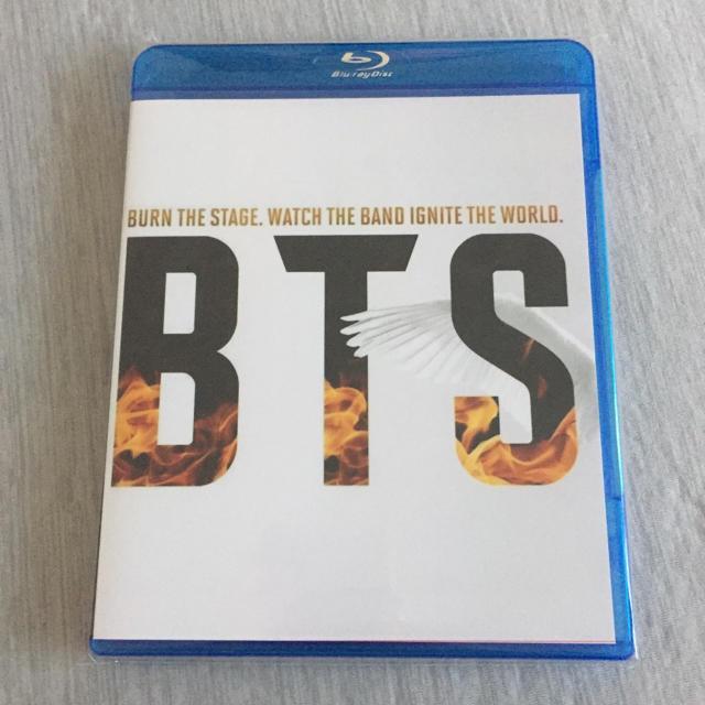 防弾少年団(BTS)(ボウダンショウネンダン)のBTS  Burn The Stage ブルーレイ 防弾少年団 エンタメ/ホビーのタレントグッズ(アイドルグッズ)の商品写真