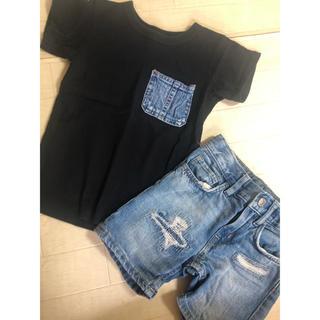 BREEZE - BEREZE ★F.O kids  Tシャツ 半袖 90センチ