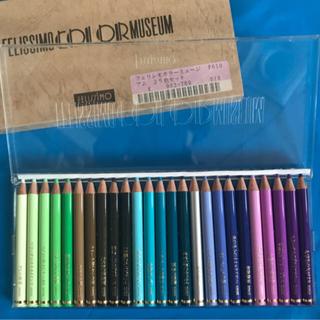 フェリシモ(FELISSIMO)のフェリシモカラーミュージアム 25色セット 018(色鉛筆)