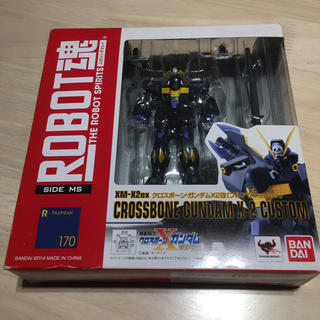 ROBOT魂 クロスボーンガンダムX2改(フルアクションver)