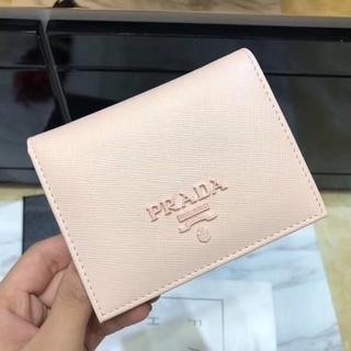 PRADA - 【新品*未使用】P◔RADA プラダ  ♧財布