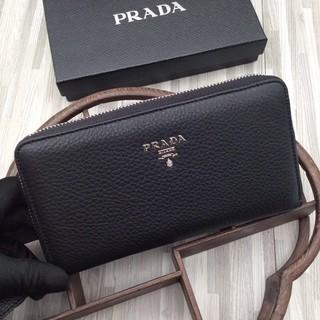 PRADA - 【●新品*未使用】PRADA プラダ♤  財布