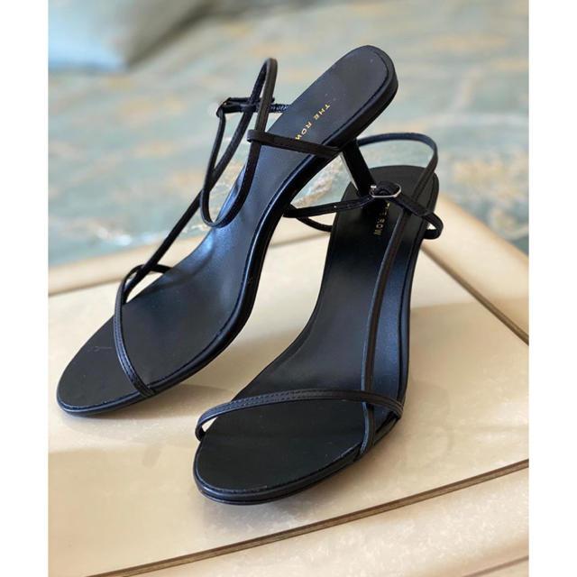 L'Appartement DEUXIEME CLASSE(アパルトモンドゥーズィエムクラス)の新品未使用the row Bareサンダル38 レディースの靴/シューズ(サンダル)の商品写真