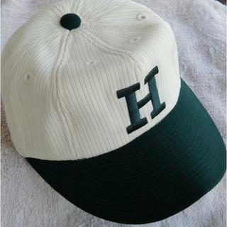 ミズノ(MIZUNO)の報徳学園 帽子 高校野球 甲子園 応援グッズ(記念品/関連グッズ)