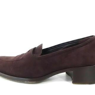 トッズ(TOD'S)のトッズ ローファー 34 1/2 レディース(ローファー/革靴)
