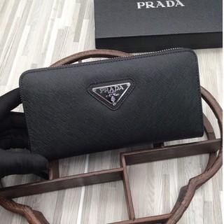 PRADA - 【新品*未◑◑使用】PRADA プラダ  財布
