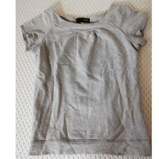 オゾック(OZOC)のOZOC  グレー Tシャツ(Tシャツ/カットソー(半袖/袖なし))