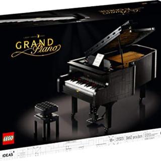 Lego - 【新品未開封】LEGO アイデア 21323 グランドピアノ