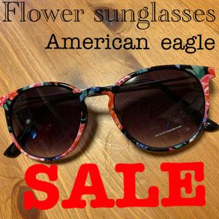 アメリカンイーグル(American Eagle)のFlower sunglasses American  eagle(サングラス/メガネ)