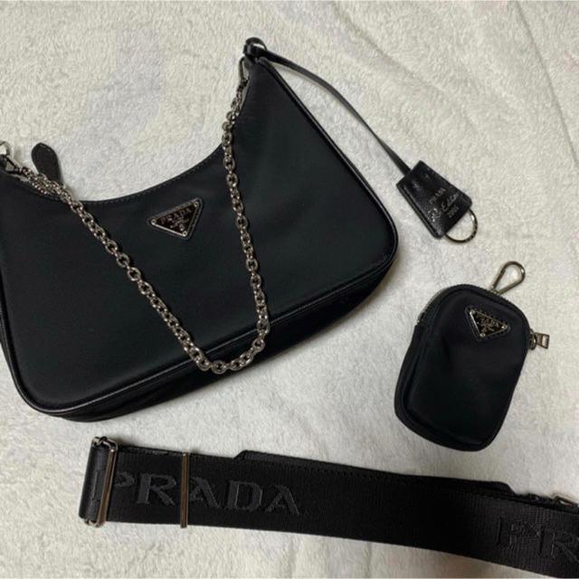 PRADA(プラダ)のshino様 専用 レディースのバッグ(ショルダーバッグ)の商品写真