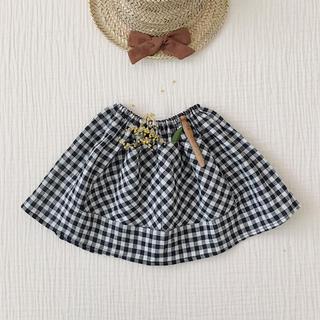 キャラメルベビー&チャイルド(Caramel baby&child )のsoor ploom emelia skirt 6-7(スカート)