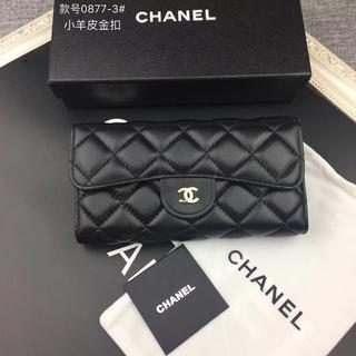 CHANEL - 【新品*未使◒用】CHAღNEL シャネル 財布