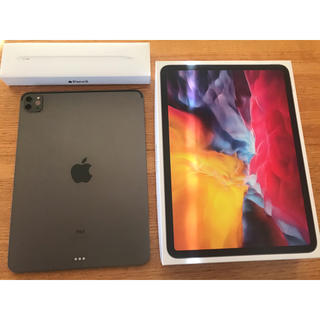 Apple - iPad Pro 11  256G スペースグレイ