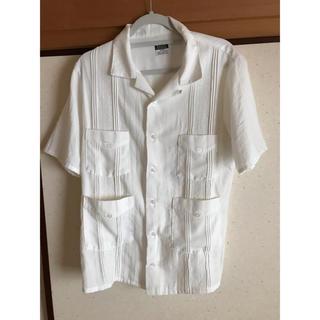 ロデオクラウンズワイドボウル(RODEO CROWNS WIDE BOWL)のロデオクラウンワイドボウル 半袖シャツ 白 未使用(Tシャツ/カットソー(半袖/袖なし))