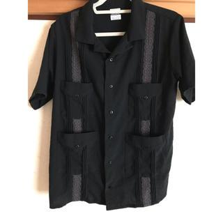 ロデオクラウンズワイドボウル(RODEO CROWNS WIDE BOWL)のロデオクラウンワイドボウル 半袖シャツ 黒 未使用(Tシャツ/カットソー(半袖/袖なし))