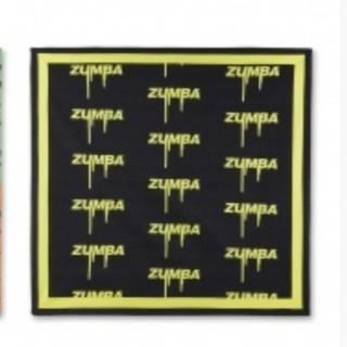 Zumba - 新作 ズンババンダナ