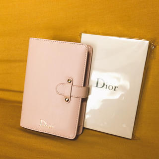 クリスチャンディオール(Christian Dior)のmaquixoxo様専用(ノート/メモ帳/ふせん)
