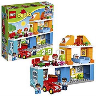 Lego - レゴ LEGO デュプロ デュプロ R のまち たのしいおうち 10835